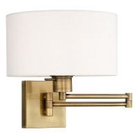 40036-01 Swing Arm Wall Lamps