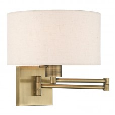 40037-01 Swing Arm Wall Lamps