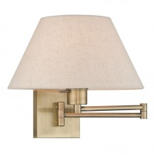 40038-01 Swing Arm Wall Lamps