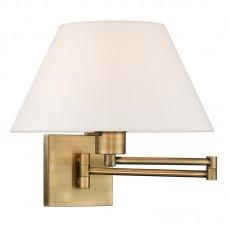 40039-01 Swing Arm Wall Lamps