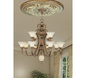 Savannah Dinette Chandelier