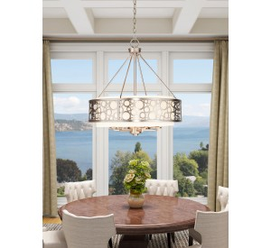 Avalon Dinette Chandelier